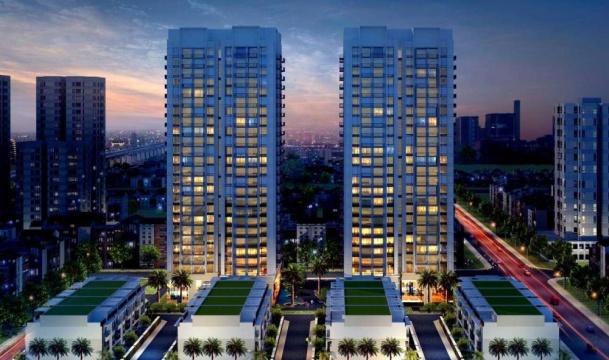 Dự án Thống Nhất Complex - 82 Nguyễn Tuân