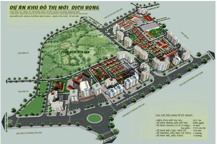 Khu đô thị mới Dịch Vọng
