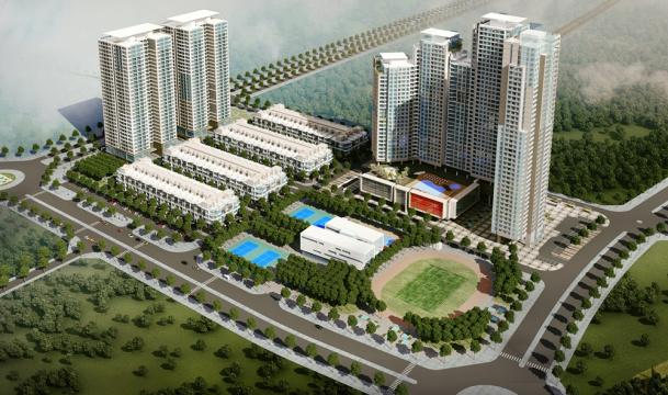 Video Nhà Mẫu Dự Án HD Mon City