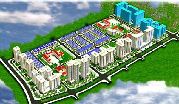 Khu đô thị mới Thịnh Liệt