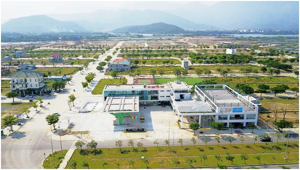 Hoàn thành giai đoạn 1 Khu đô thị sinh thái Golden Hills Đà Nẵng 2017