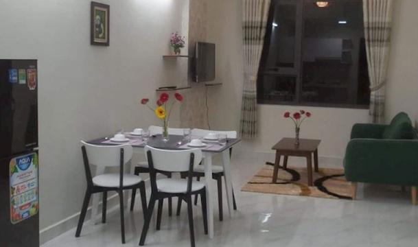 Căn hộ Phú Thịnh Plaza