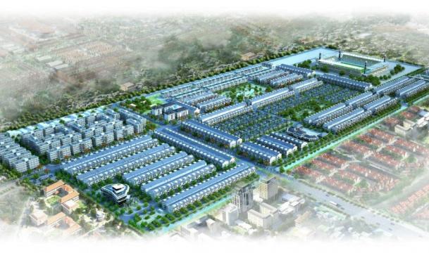 Dự án đất nền, liền kề, biệt thự TNR  Stars Đồng Văn