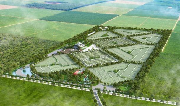 Sala Garden - Hoa Viên 5 Sao tại Việt Nam