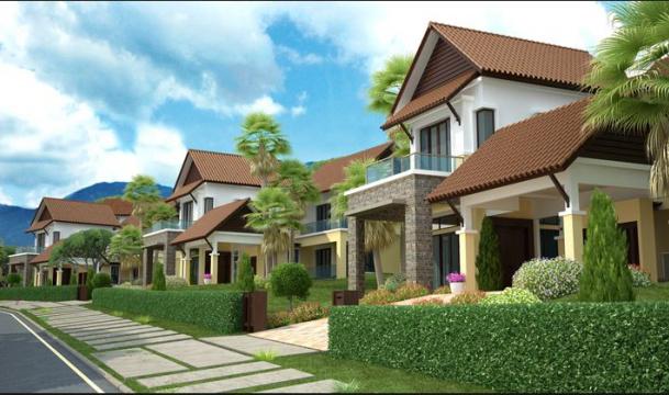 Biệt thự Trầu Cau Garden