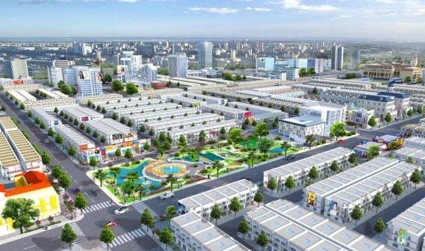 Nhà phố Mega City 2