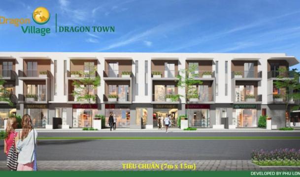 Nhà phố Dragon Village