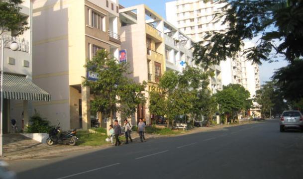 Nhà phố Nam Thiên 1, 2, 3
