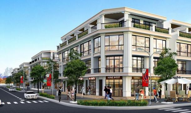 Shophouse Cát Tường Smart City