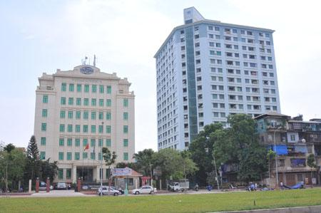 Tòa nhà Vinaconex 1