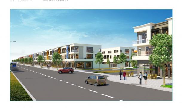 Nhà phố Centa City