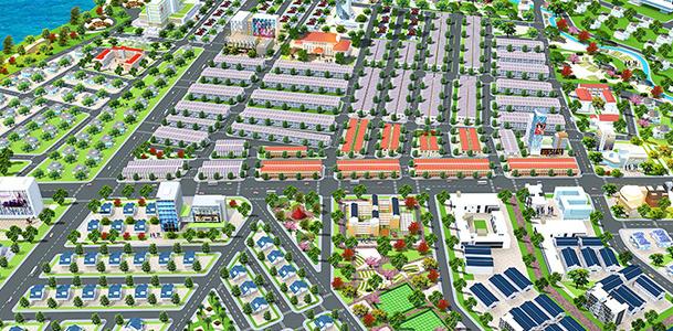Dự án Biên Hòa NewTown 2