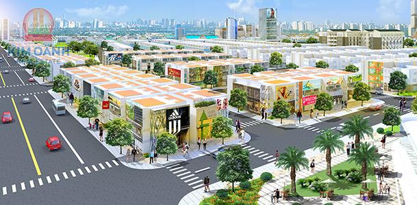 Nhà phố Biên Hòa New Town 2