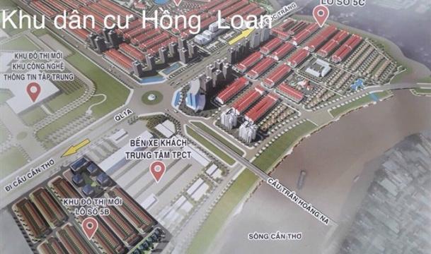 Khu dân cư Hồng Loan