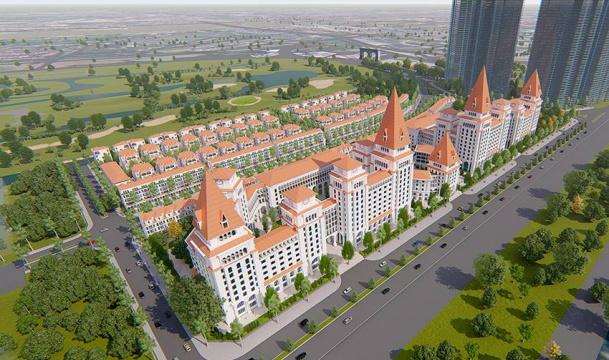 Giới thiệu dự án Sunshine Wonder Villas