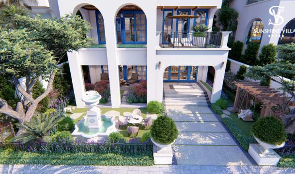 Biệt thự Sunshine Wonder Villas