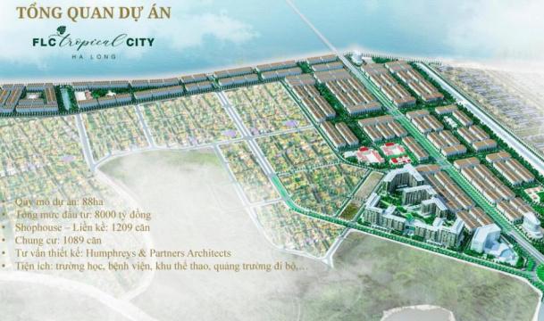 FLC Tropical City HaLong