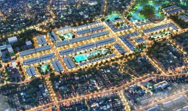 Khu đô thị Crown Villas
