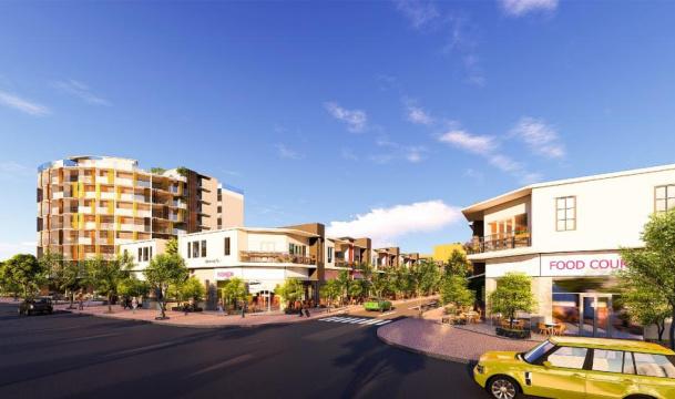 Bạc Liêu Riverside Commercial Zone