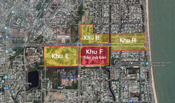 Kim Long City khu F