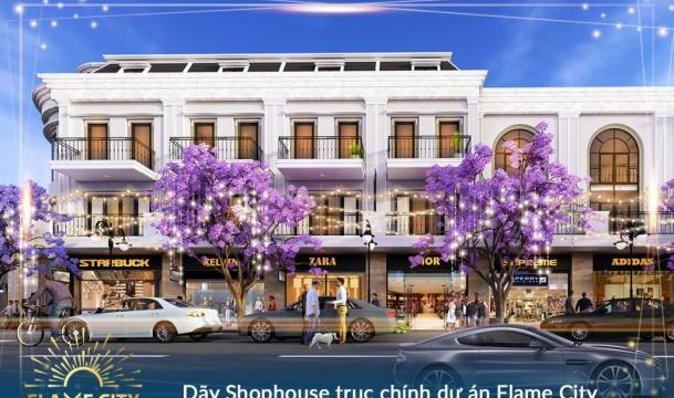 Shophouse Flame City