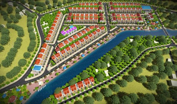 Khu dân cư Bến Sơn Yên Lập