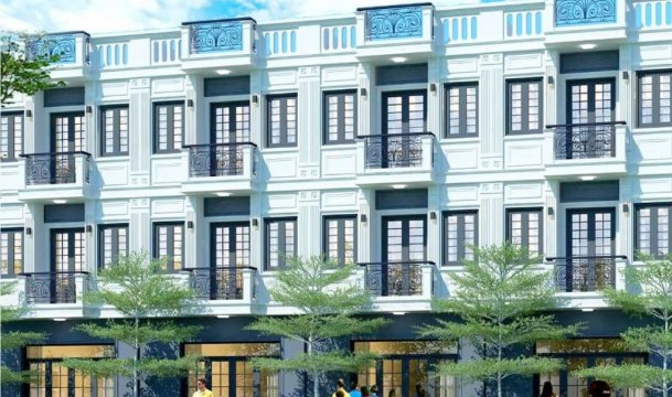 Nhà phố An Sơn Residence