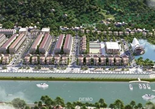Biệt thự Thanh Sơn Riverside