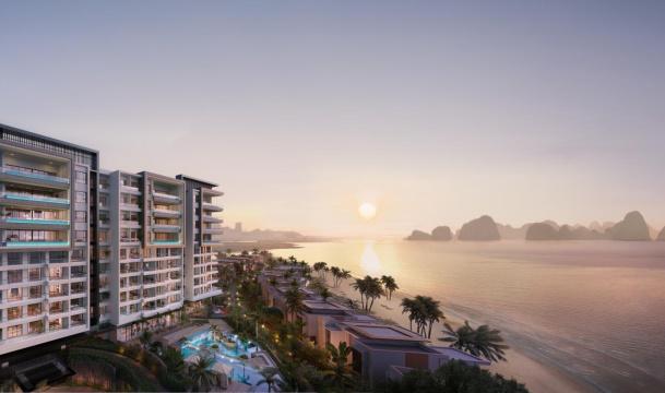 BIM Land - InterContinental Residences Halong Bay - Dấu ấn sang trọng bên vịnh biển bốn mùa
