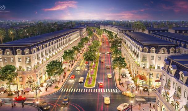 Phố chợ Phú Khương