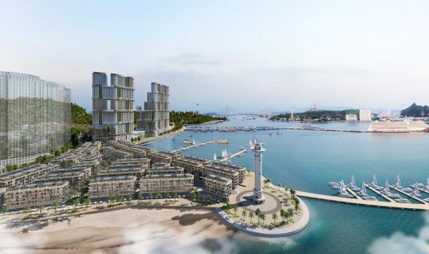 Dự án Sun Grand City Marina