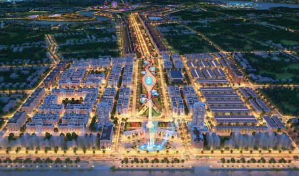 Dự án Sun Grand Boulevard