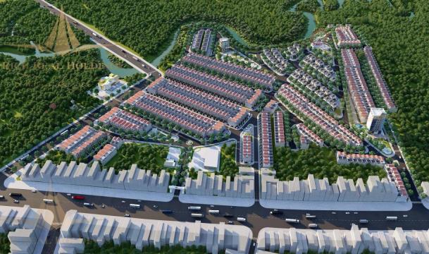 Giới thiệu dự án Hữu Phúc Royal Villas
