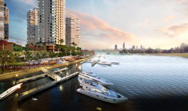 Tiện ích dự án Water Bay