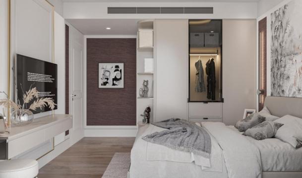 Thiết kế căn hộ Harmony Square