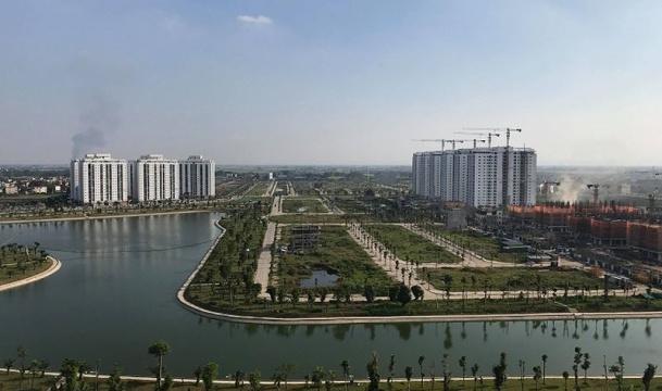 Khu đô thị Thanh Hà Mường Thanh