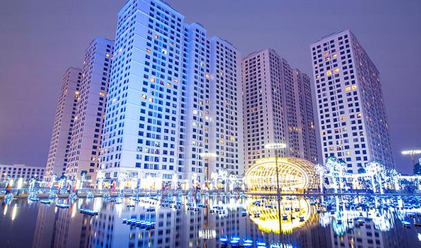 Hình ảnh thực tế Times City