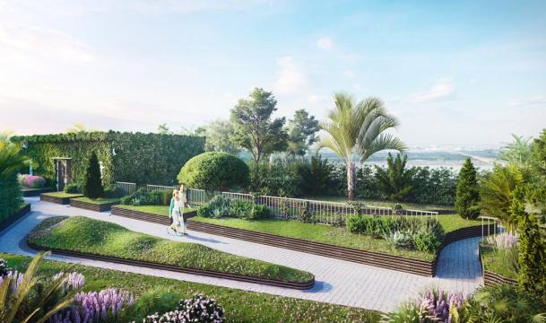 Phối cảnh Imperia Sky Garden