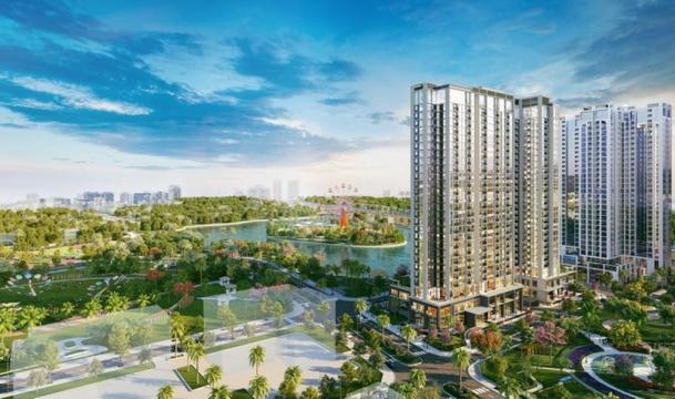 Phối cảnh dự án Eco Green Sài Gòn