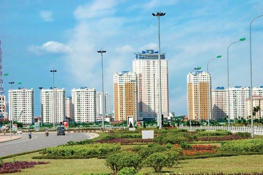 Khu đô thị Trung Hòa Nhân Chính