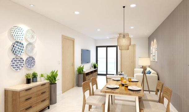 Căn hộ 2 Phòng ngủ - Aria Vũng Tàu Hotel & Resort