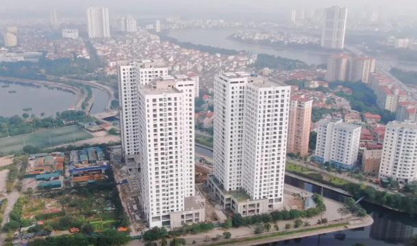 Hình ảnh thực tế Khu đô thị Đại Kim