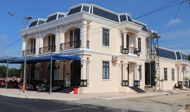 Nhà phố liên kế Huỳnh Tiến Phát Residential