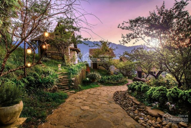 Bán biệt thự nghỉ dưỡng núi rẻ nhất Sapa Jade Hill, 0946605888