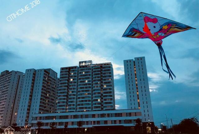 Cần tiền bán gấp CH Citi Home, Q2, DT 61m2 (2PN, 1WC), giá rẻ nhất sổ hồng vĩnh viễn. LH 0938448086