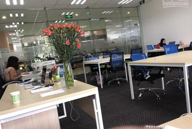 Nhượng lại VP 86m2 full nội thất, sảnh thương mại Imperia Garden 203 Nguyễn huy Tưởng