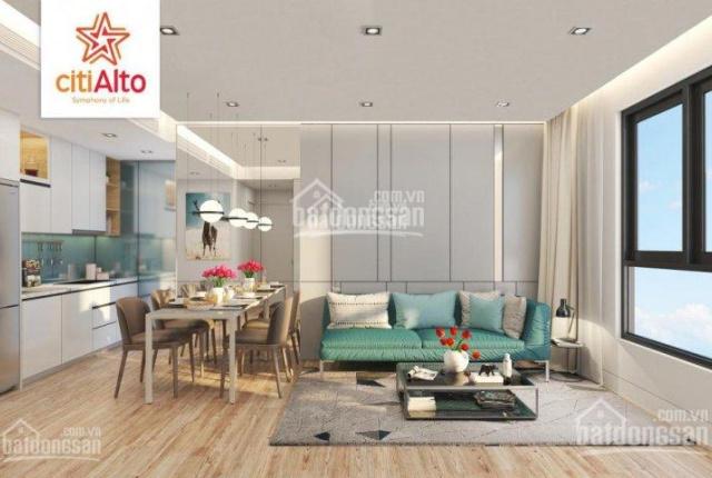 Hot, mở bán CH Citi Alto ngay trung tâm Q2 - DT: 52m2 (2PN-2WC)- Thanh toán linh hoạt - Giá rẻ nhất