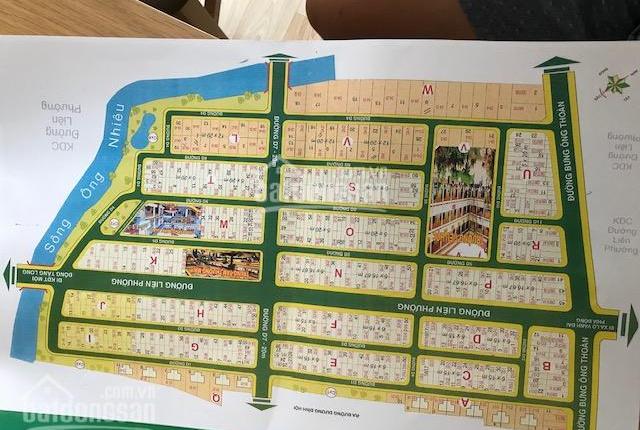 Nhận bán đất nền dự án quận 9. Cần bán nền đất dự án Sở Văn Hóa Thông Tin giá tốt