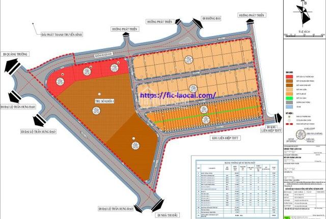 Mở bán đợt 1 dự án FLC Lào Cai, hotline: 0915 042 666