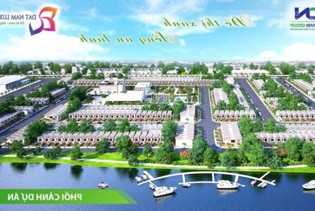 Đất nền KDC Tân Đô - Đất Nam Luxury- Tên Lửa 2-Tên Lửa mở rộng.Chíh Chủ SHR tôi đứng tên.0909071132